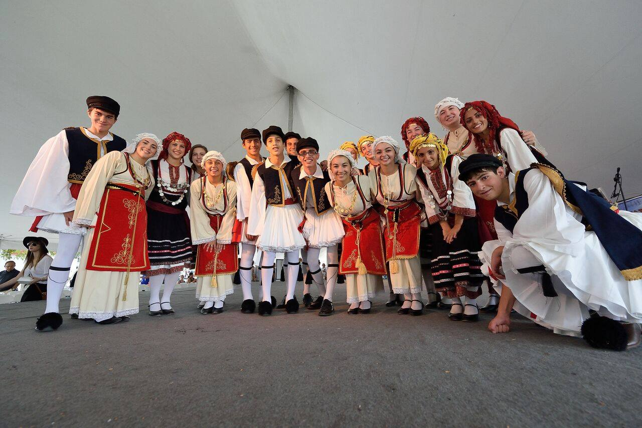 Holy Trinity Hellenic Dancers